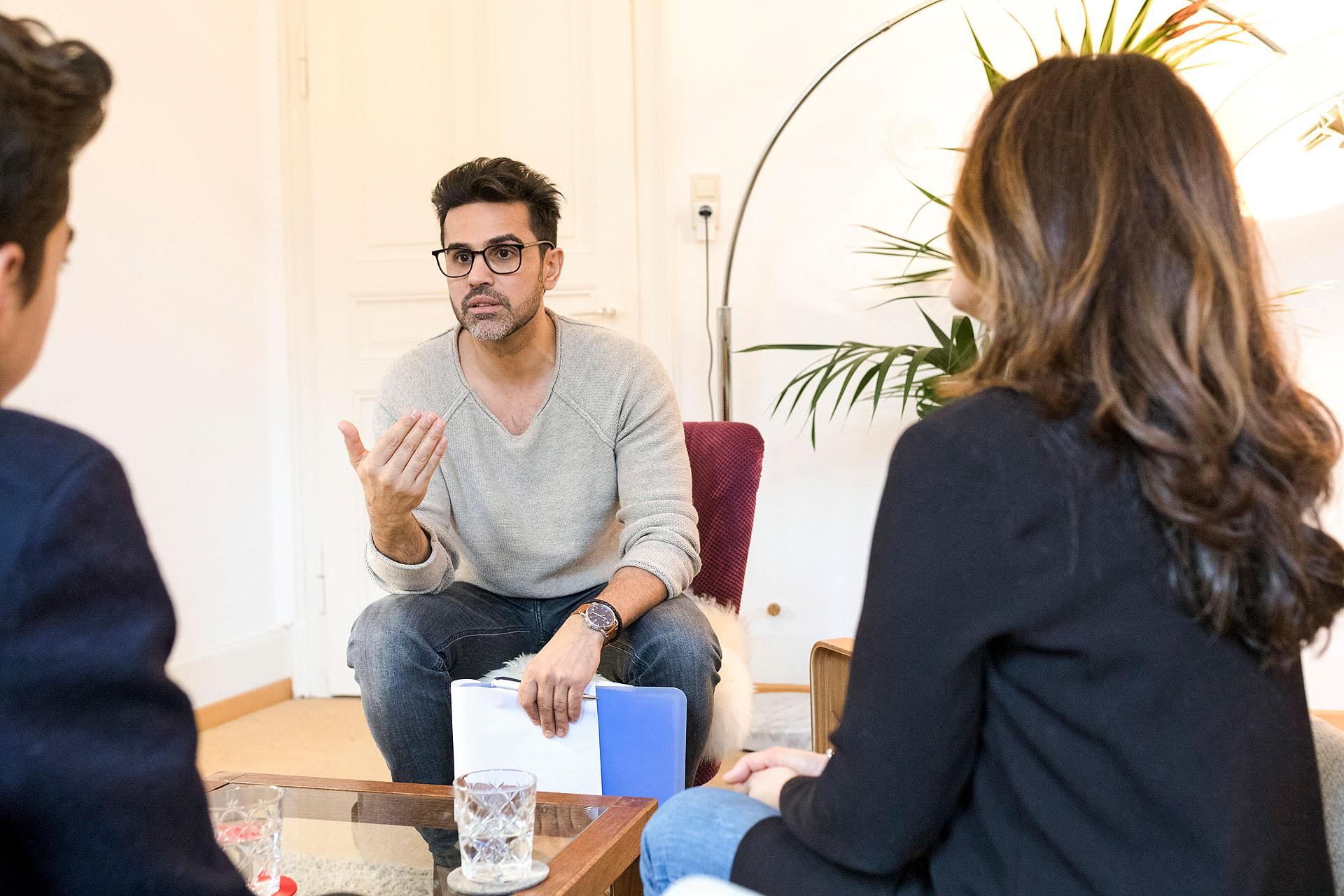Stuttgart Luis Kimyon Paartherapie Eheberatung